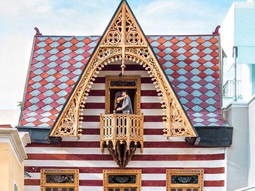 Casa de las Brujas en Guanajuato capital: entre la fábula y una hechizada realidad ✨
