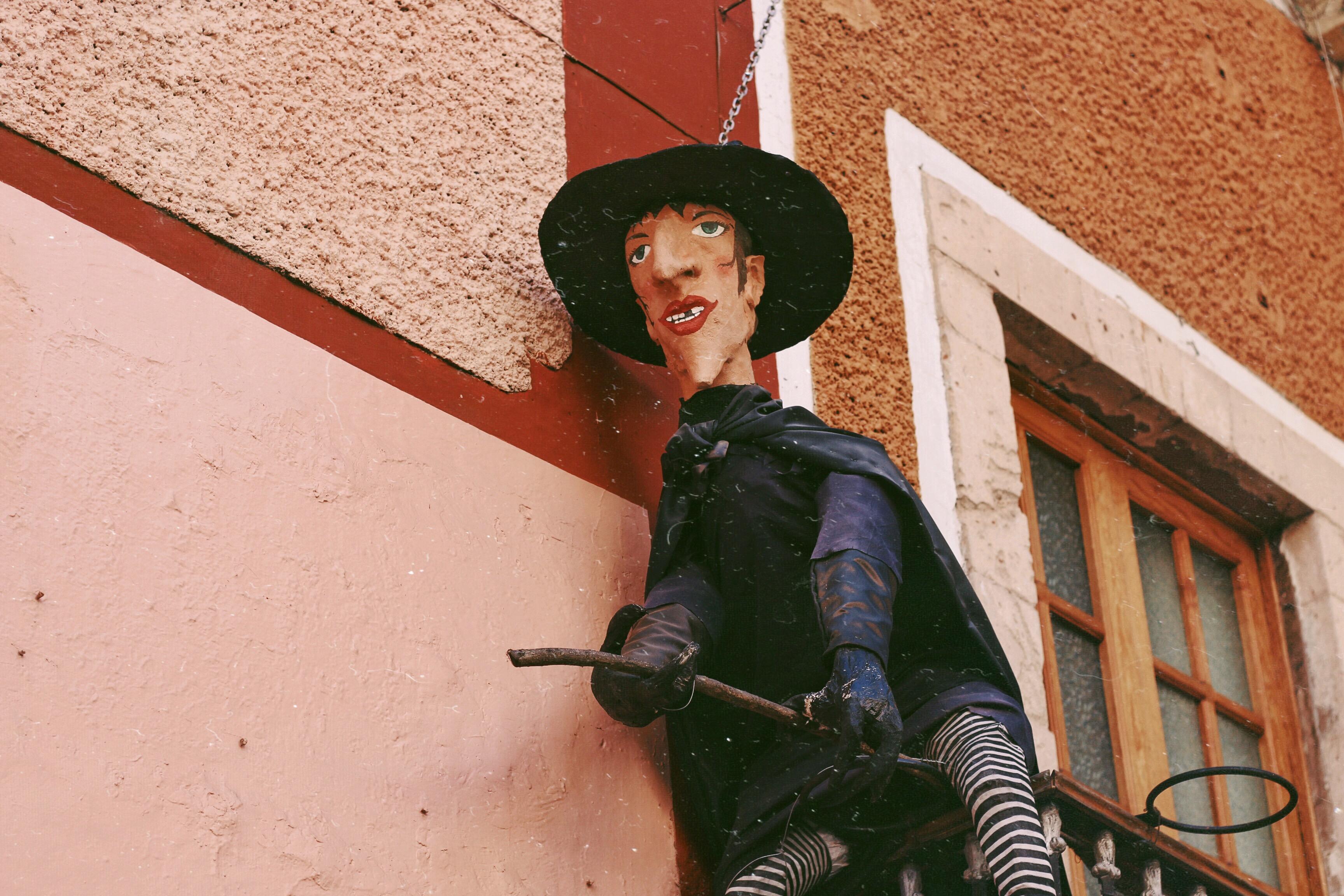 La Bruja de Guanajuato capital: la que todos ven pero cuya historia pocos conocen 😱