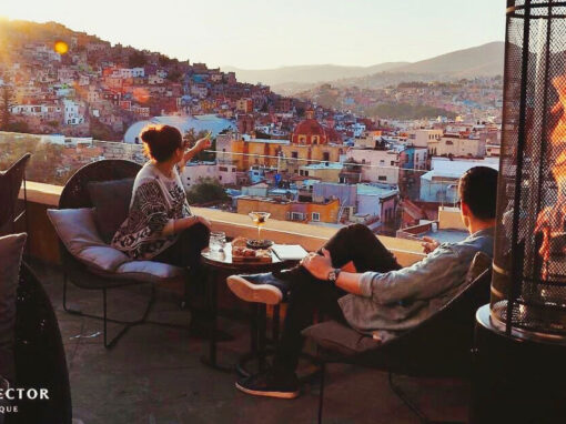 Las terrazas con las mejores vistas de Guanajuato capital para comer, beber y ser feliz 🍔 🥃 🍻