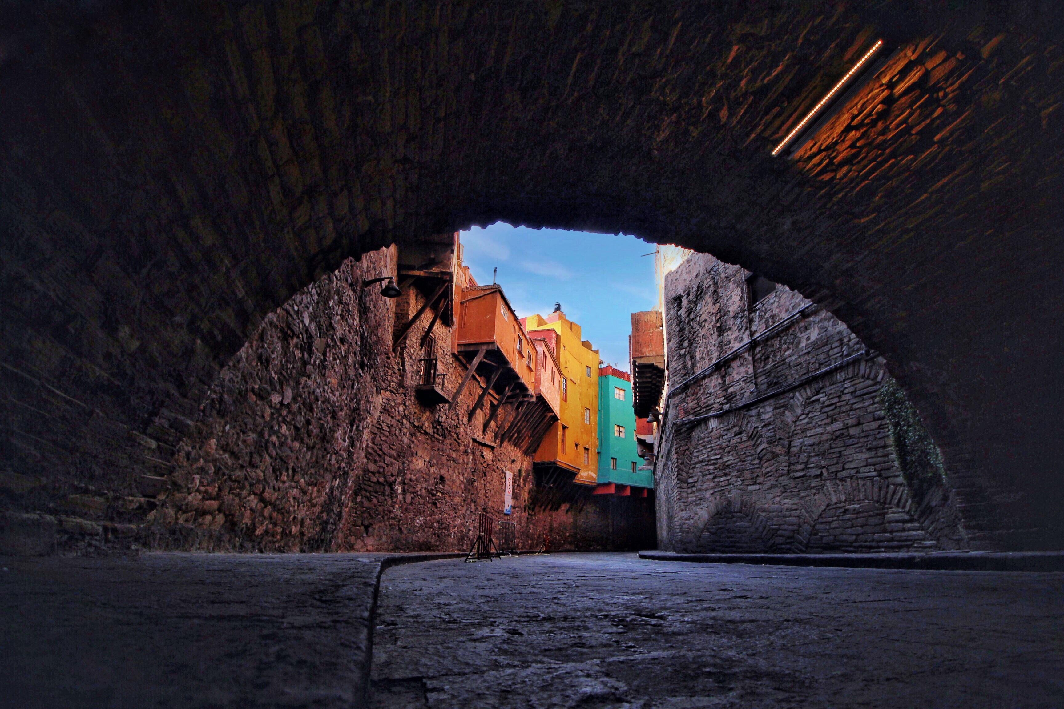 Calle subterránea: el sótano de Guanajuato capital, las entrañas de la tierra ❤️