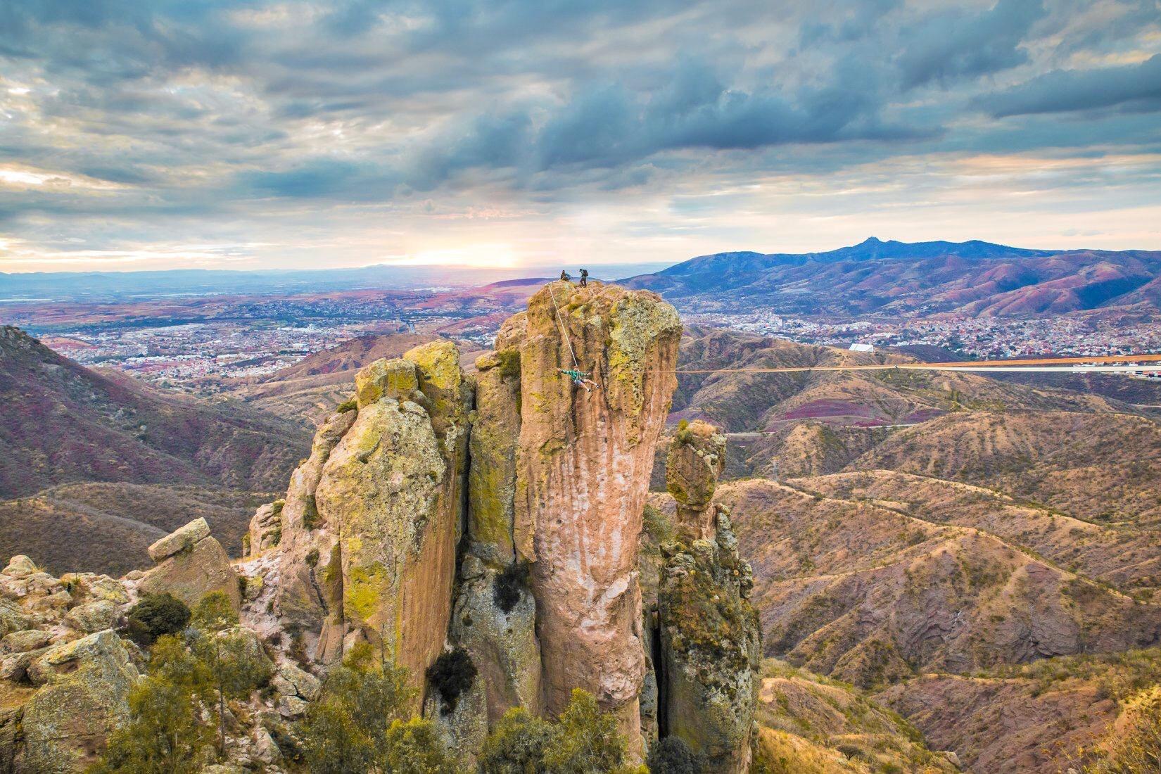 Una increíble ruta por las sierras, montañas, bosques y presas de Guanajuato capital 🌿 ⛰️