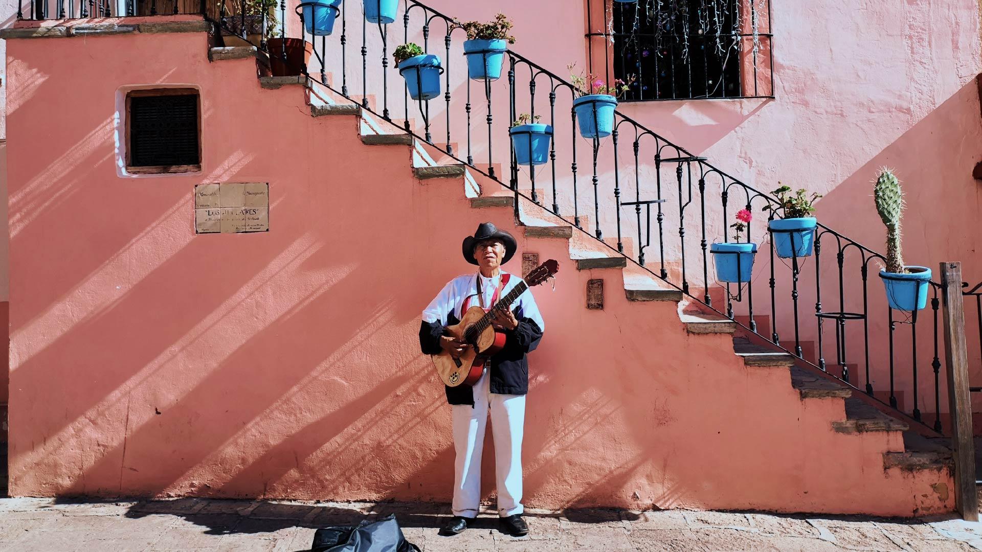 Las fachadas más fotogénicas de Guanajuato capital 🌈 🏠