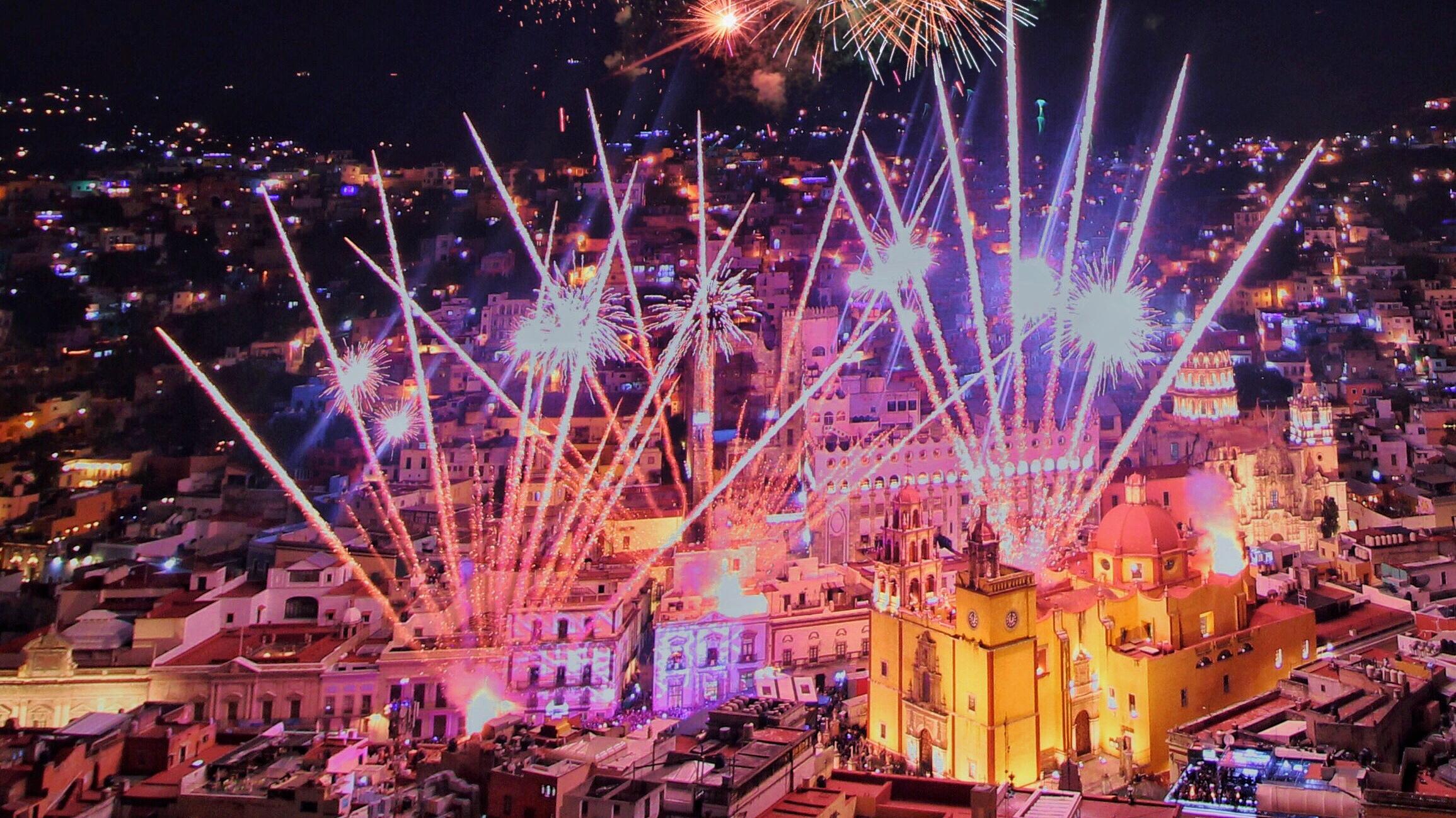 Celebrar las fiestas patrias en Guanajuato capital: dónde comer, beber y ser feliz 🎉 🇲🇽