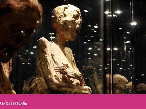 Un recorrido virtual por el Museo de las Momias de Guanajuato