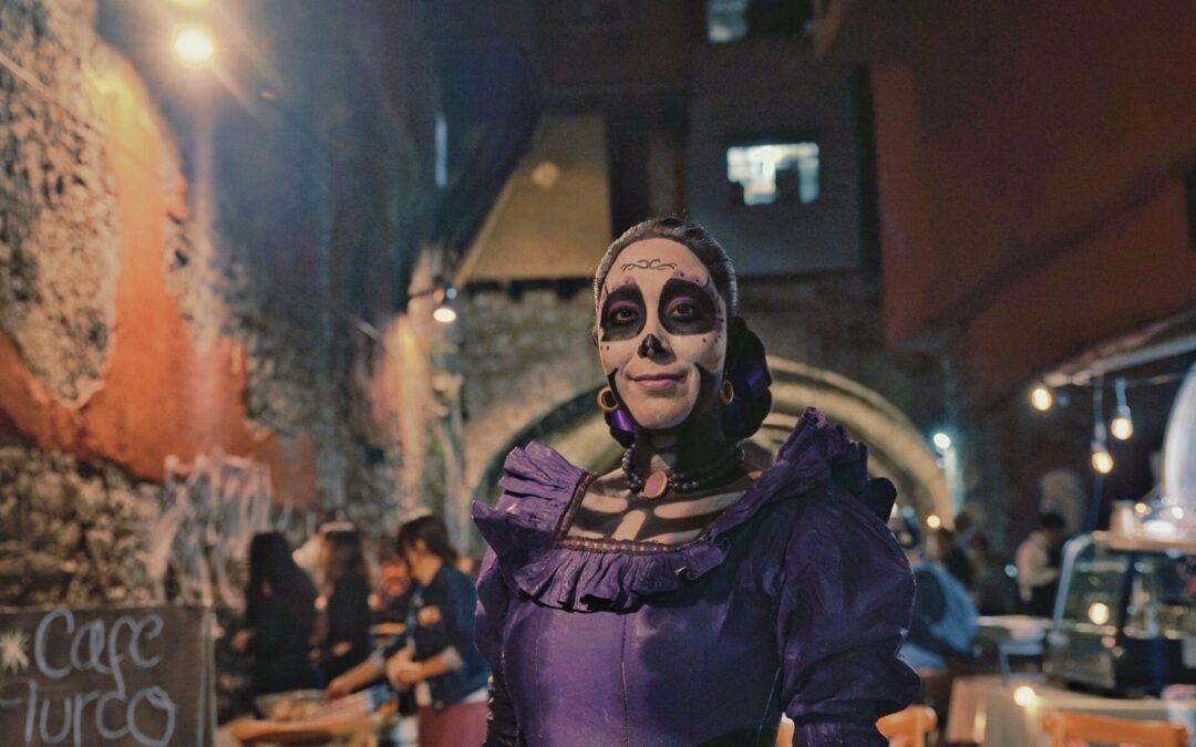 Cancelan Festival de Día de Muertos en Guanajuato capital 🦠