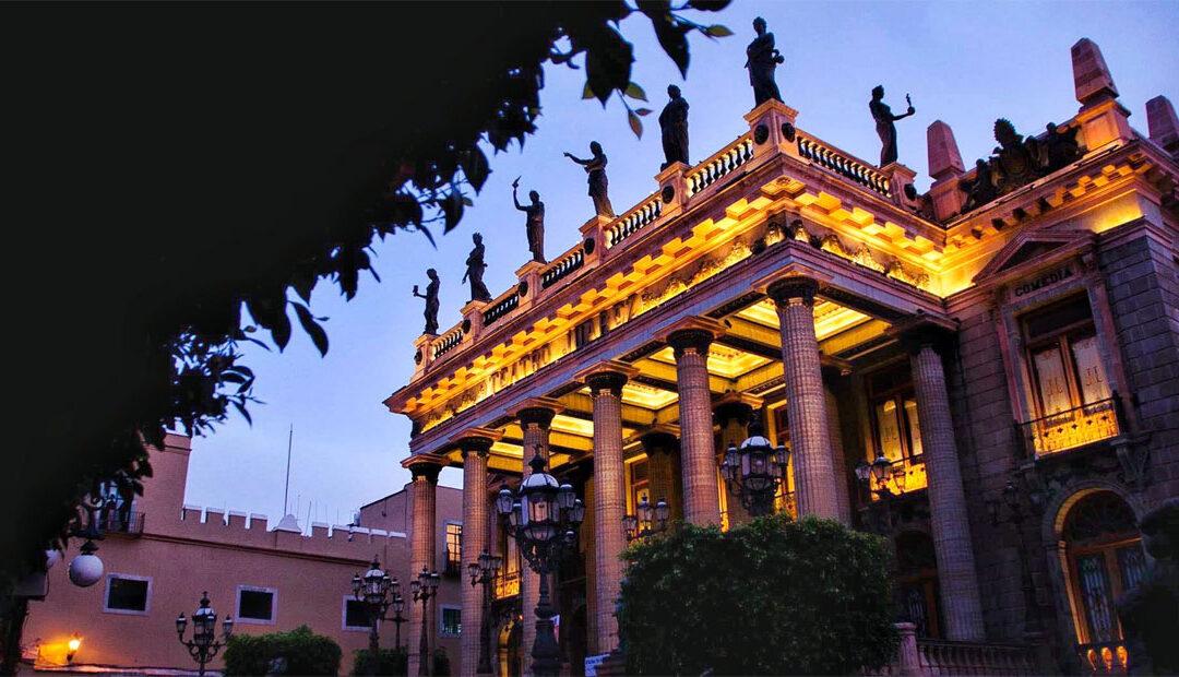 ¡Por fin se sube el telón! El majestuoso Teatro Juárez de Guanajuato reabre sus puertas 🎭 🎻
