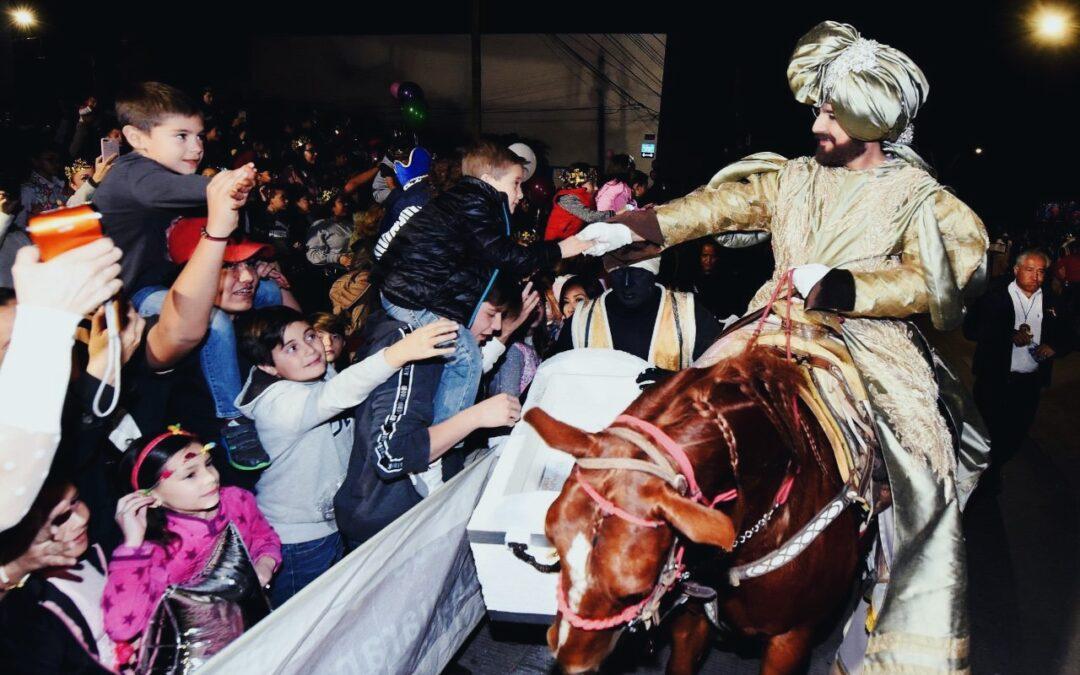 ¡Reyes Magos visitarán a las niñas y niños de Irapuato virtualmente! 👑📲