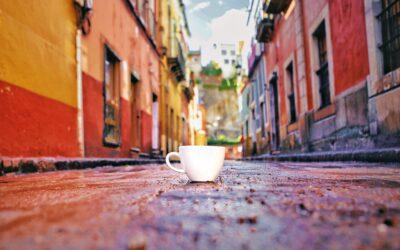 Cafeterías para combatir (y disfrutar) el frío en Guanajuato capital 😉 ☕️