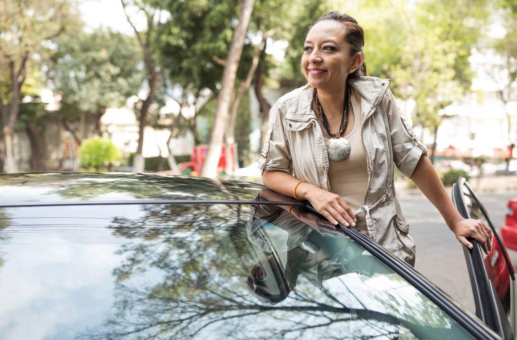 """""""Ellas"""" llega a León, la nueva función de Uber que solo permite viajes entre mujeres 🚗 ♀️"""