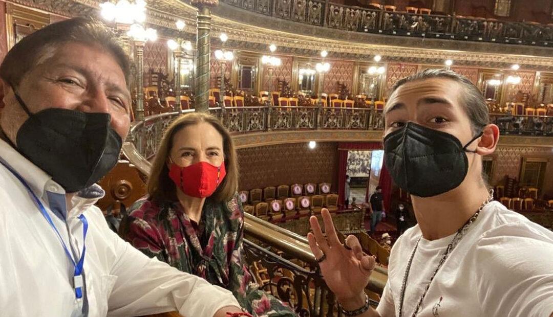 Filman telenovela en Guanajuato y San Miguel de Allende