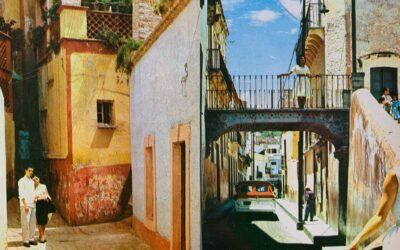 Viaja en el tiempo con estas fotos antiguas de Guanajuato capital 🎞️ 😍