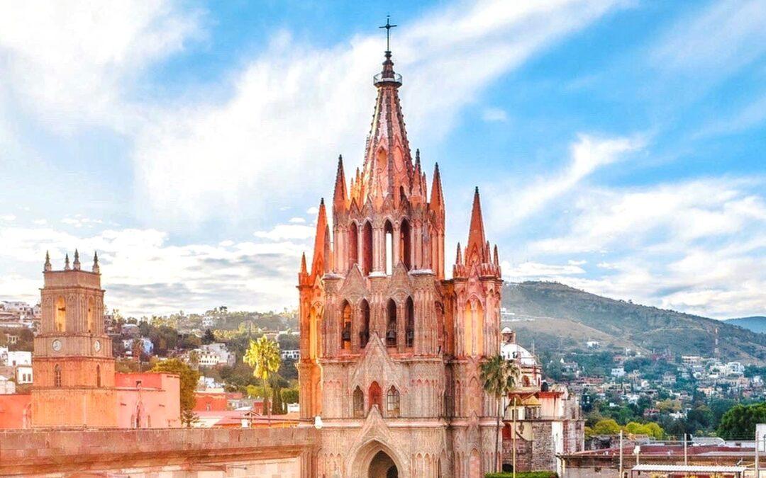 Llega a San Miguel de Allende el Festival del Mundo 🌎 ✨
