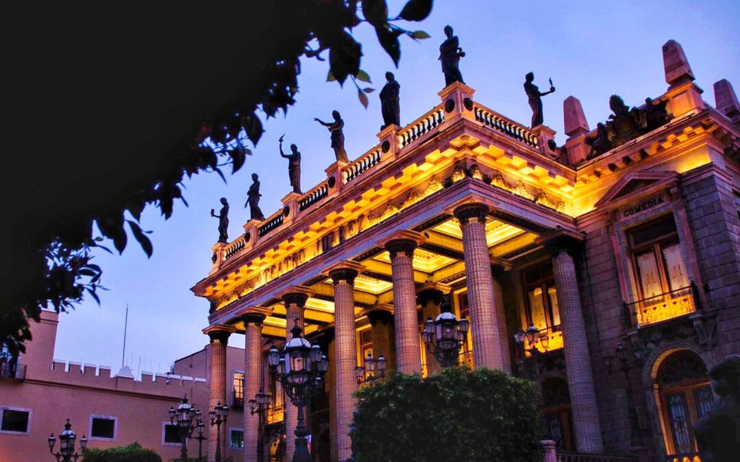 Abrirán cafetería al interior del emblemático Teatro Juárez ☕️ 🎭