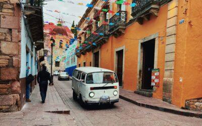 La encantadora calle Alonso de Guanajuato se convertirá en pasaje peatonal ❤️ ✨
