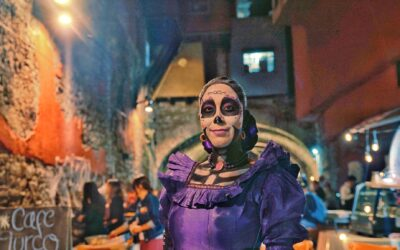 Festival de Día de Muertos 2021 que se celebrará en los túneles de Guanajuato 💀🇲🇽