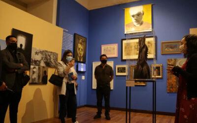 Reúne muestra a artistas coahuilenses en el Museo Palacio de los Poderes
